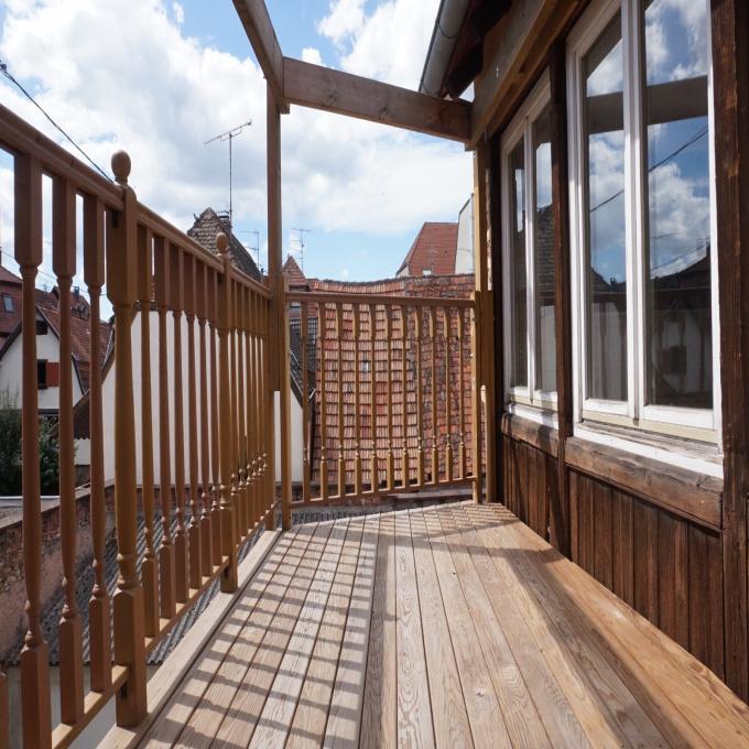 Offres de location Appartement Obernai (67210)