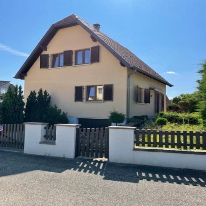 Offres de vente Maison Geispolsheim (67118)