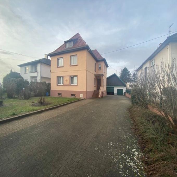 Offres de vente Immeuble Lingolsheim (67380)